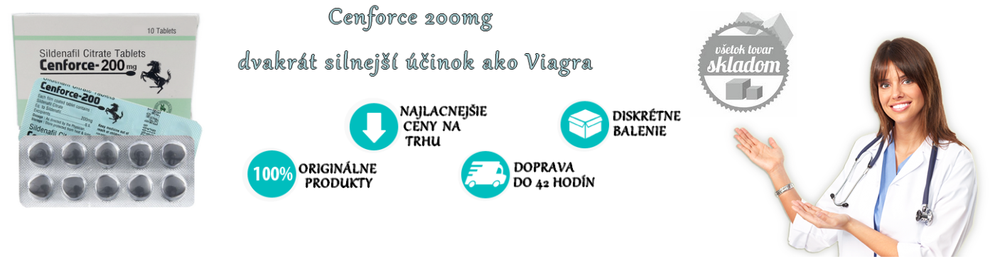 Najsilnejšia Viagra na trhu