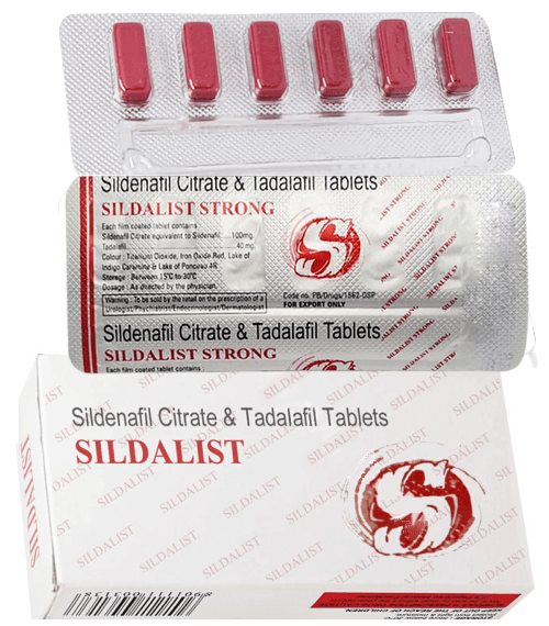 Sildalist 140mg Strong