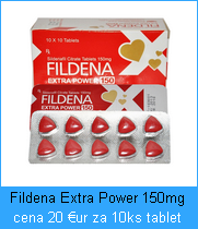 Liek Fildena Extra Power 150mg