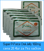 Liek Super P-Force Oral Jelly 160mg