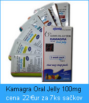 Liek Kamagra Oral Jelly 100mg